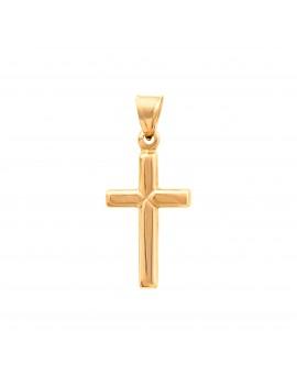 Złoty Krzyżyk Na Prezent...