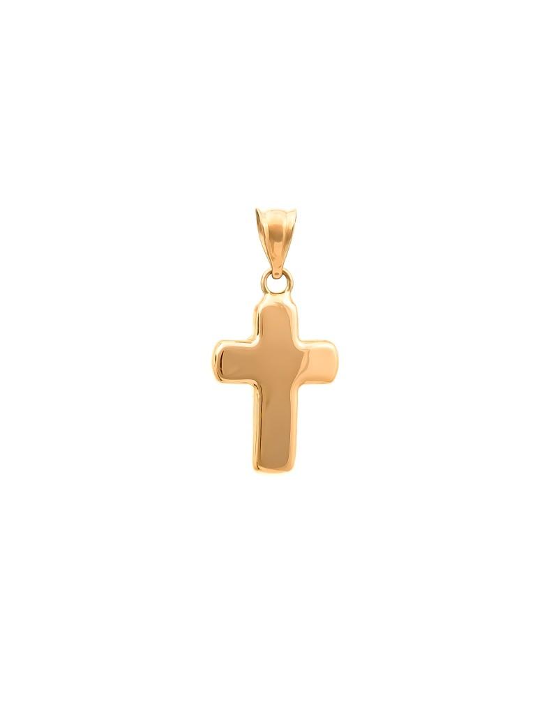 Złoty KLASYCZNY Krzyżyk pr585 OKAZJA TANIO ZOBACZ