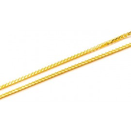 Złoty Łańcuszek 585 LISI...