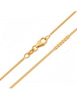 Złoty Łańcuszek 42cm Pełna...