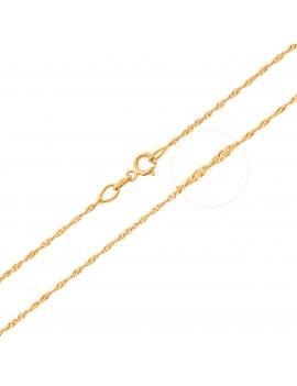 Złoty Łańcuszek 50cm...
