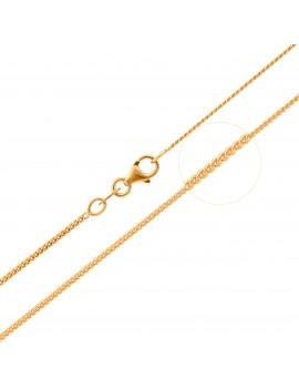 Złoty Łańcuszek 45cm Pełna...