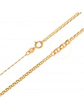 Złoty Łańcuszek 45cm Merino...