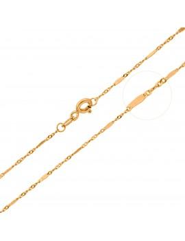 Złoty Łańcuszek 45cm...