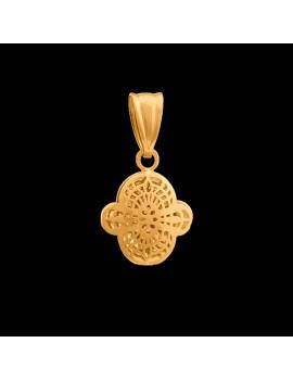 Złoty Oryginalny Wisiorek Na Każdą Okazję