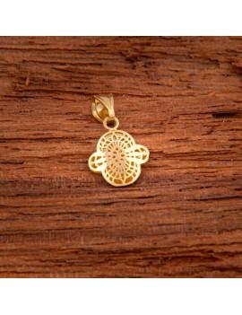 Złoty ORYGINALNY Wisiorek pr333 na PREZENT