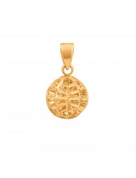 Złoty Oryginalny Okrągły...