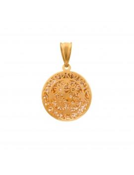 Złoty Oryginalny Wisiorek...
