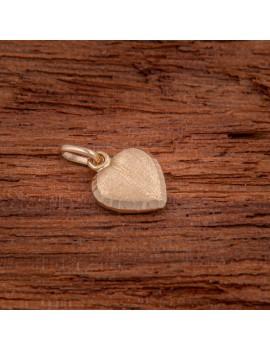 Złoty Wisiorek pr585 ORYGINALNE SERCE na PREZENT
