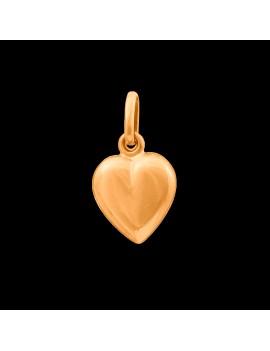 Złoty Wisiorek pr585 PIĘKNE SERCE na KAŻDĄ OKAZJĘ