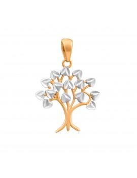 Złoty Wisiorek Drzewo Życia...