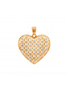 Złoty Wisiorek Ażurowe...