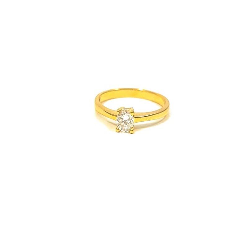 Złoty Pierścionek 585 KLASYK ZARĘCZYNY ZOBACZ r15