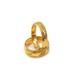 Złote Obrączki Ślubne 585...