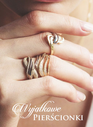 Wyjątkowe Pierścionki LumariGold - Twój Sklep z wyjątkową biżuterią!